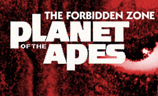 Planet of the Apes: The Forbidden Zone